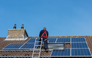 Installing solar PV on your roof