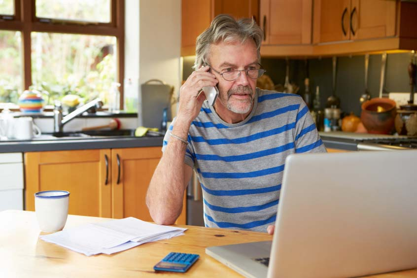 Contact the Energy Saving Advice Service about your energy bills
