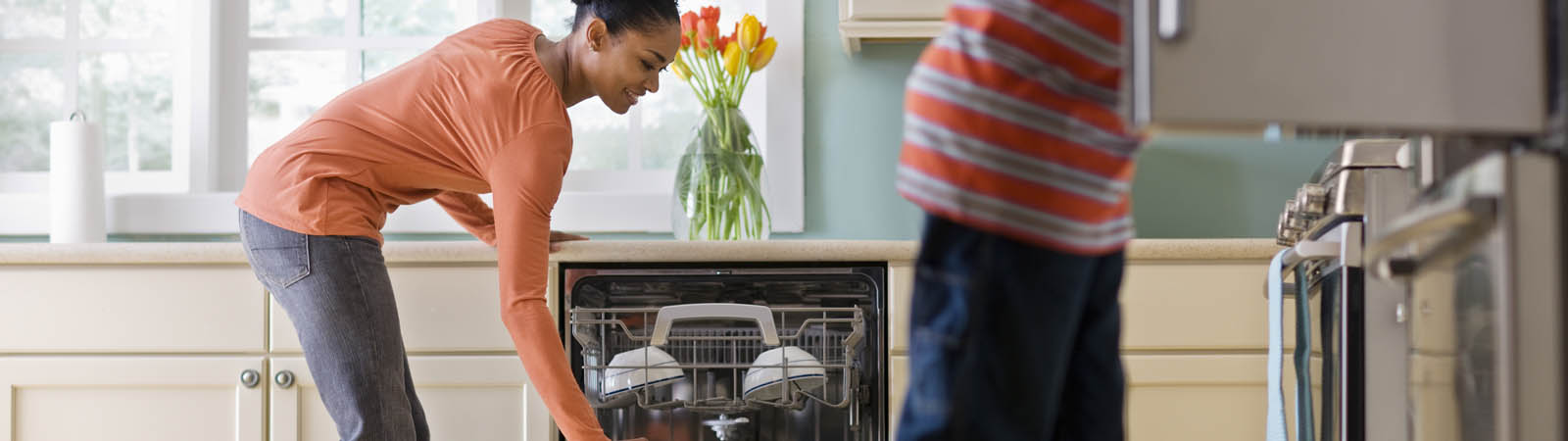 Applying energy efficiency principles in your new kitchen energy saving trust - Home appliances that we thought ...