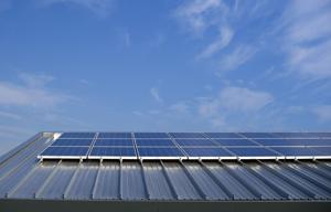 Solar PV system on a domestic property