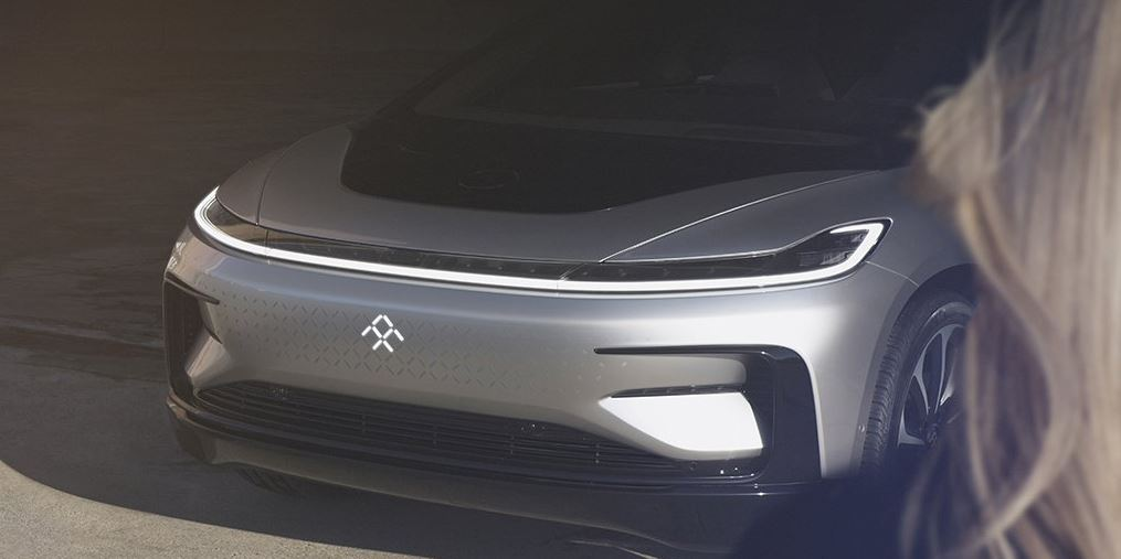 Faraday Future's FF91 Image via Twitter