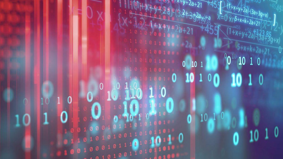 Data concept image