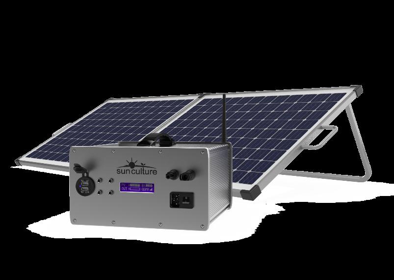 Solar Water Pump - RainMaker