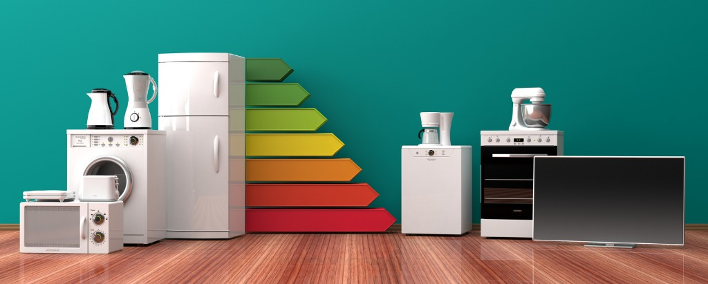 home appliances and energy efficiency rating