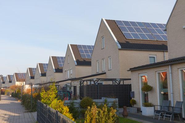2050-ready new build eco homes