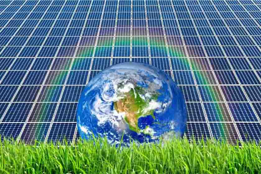 Mapping A Solar Powered Planet How Many Panels Would